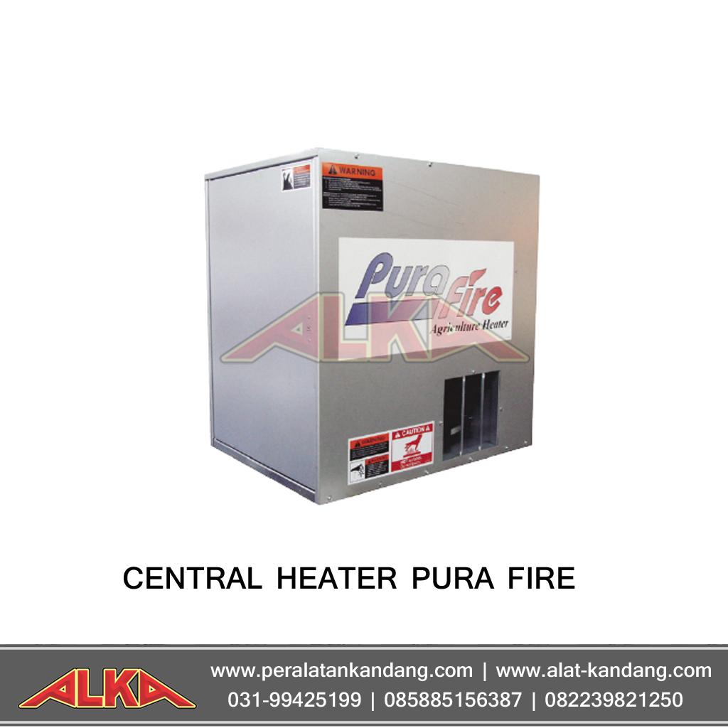 CENTRAL PURA FIRE