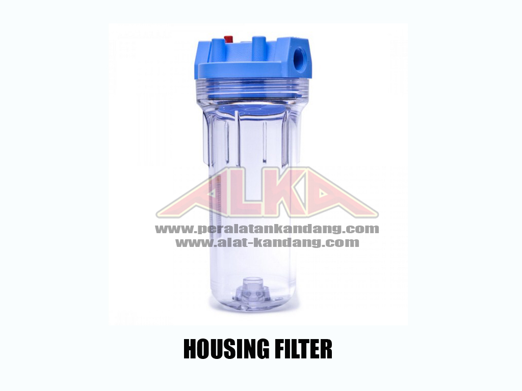 Housing Filter – Peralatan Kandang Ayam