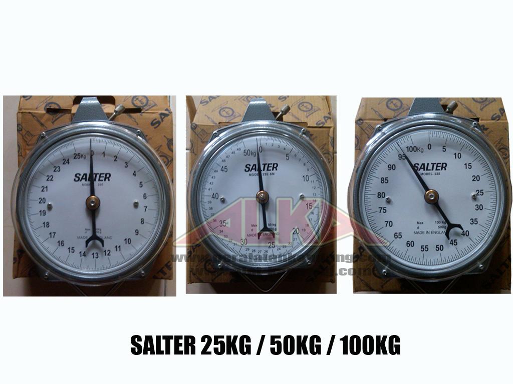 Timbangan Salter – Peralatan Kandang Ayam