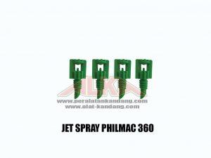 jet spray philmac